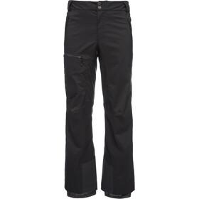 Black Diamond Boundary Line Shell Pants Men, negro